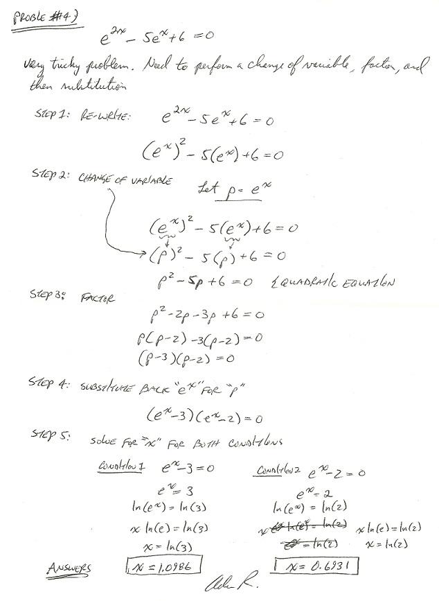 precalculus problem solver